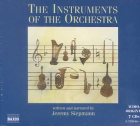 Various - Instruments Of The Orchestra;Siepman (CD)