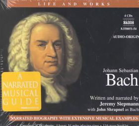 Life & Works Of Js Bach - Various Artists (CD)