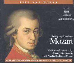 Mozart - Life & Works Of Mozart;Siepmann (CD)