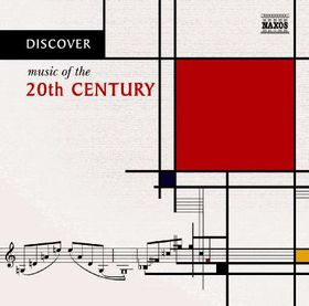 Discover Music Of The 20th Cen - Discover Music Of The 20th Century (CD)