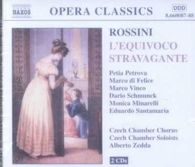 L' Equivoco Stravagante - Various Artists (CD)