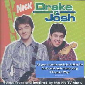 Drake & Josh (OST) - (Import CD)
