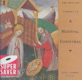Boston Camerata - A Medieval Christmas (CD)