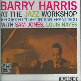 Barry Harris at the Jazz Workshop - (Import CD)