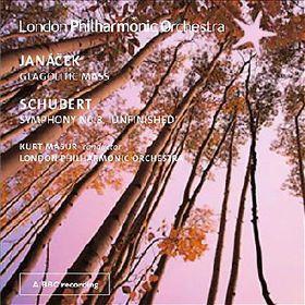 Kurt Masur - Schubert & Janacek (CD)