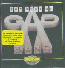Best of the Gap Band - (Import CD)
