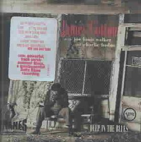 James Cotton - Deep In The Blues (CD)
