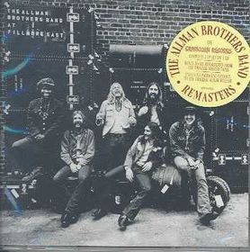 Allman Brothers Band - Live At The Fillmore East (CD)