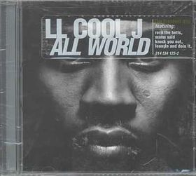 All World - Various Artists (CD)