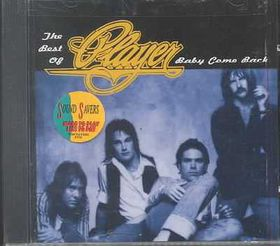 Player - Baby Come Back - Best Of Player (CD)