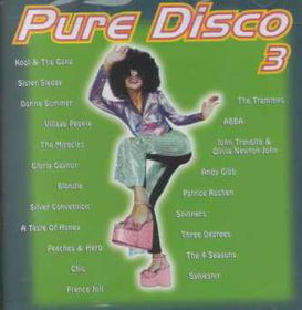 Pure Disco - Various Artists (CD)