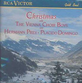 Placido Domingo - Christmas With Placido Domingo (CD)