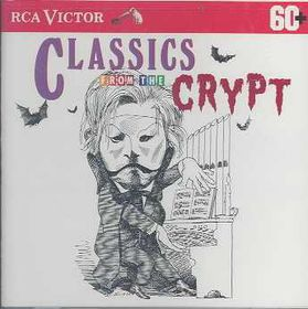 Classics From The Crypt - Various Artists (CD)