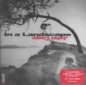 Stephen Drury - In A Landscape (CD)