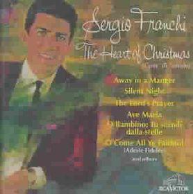 Sergio Franchi - Heart Of Xmas (CD)