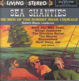 Robert Shaw - Sea Shanties (CD)