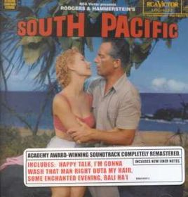 Original Soundtrack - South Pacific (CD)