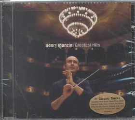 Henry Mancini - Greatest Hits (CD)