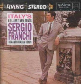 Sergio Franchi - Romantic Italian Songs (CD)