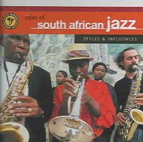 Tales Of South African Jazz - Various Artists (CD)