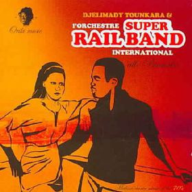 Super Rail Band - Allo Bamako (CD)