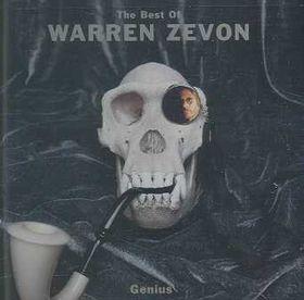 Warren Zevon - Genius - Best Of Warren Zevon (CD)