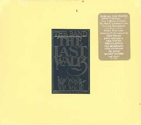 Band - The Last Waltz (CD)