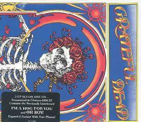 Grateful Dead - Skull & Roses - Expanded & Remastered (CD)