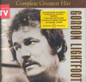 Gordon Lightfoot - Complete Greatest Hits (CD)