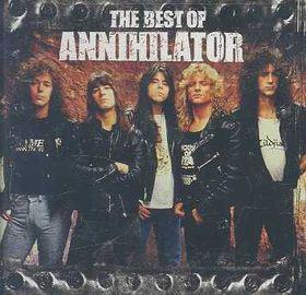 Annihilator - Best Of Annihilator (CD)