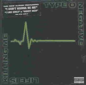 Type O Negative - Life Is  Killing Me (CD)