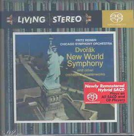 Dvorak / Reiner [sacd] - Symphony No.9