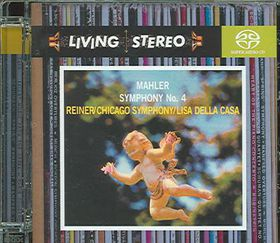 Mahler:Symphony No 4 - (Import CD)