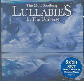 Most Soothing Lullabies in the Univer - (Import CD)
