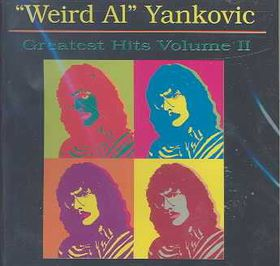 Yankovic Weird Al - Greatest Hits 2 (CD)