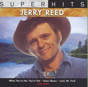 Super Hits:Jerry Reed - (Import CD)