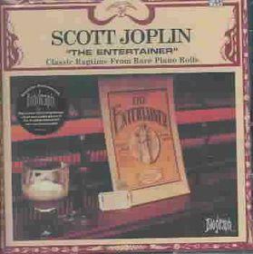 Scott Joplin - The Entertainer (CD)