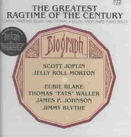 Greatest Ragtime Of The Century - Various Artists (CD)