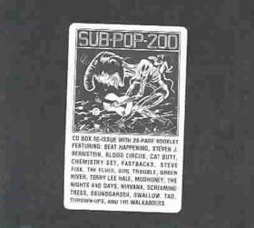 Sub Pop 200 - (Import CD)
