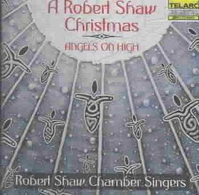 Shaw Chamber Singers - Angels On High (CD)