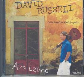 David Russell - Aire Latino (CD)