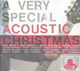 A Very Special Acoustic Christmas - Various Artists (CD)