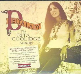 Delta Lady:Anthology - (Import CD)