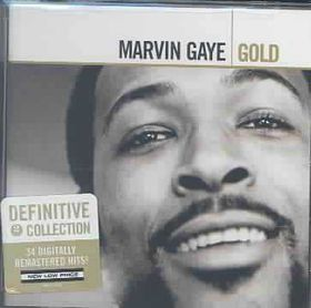 Marvin Gaye - Gold (CD)