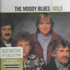 Moody Blues - Gold (CD)