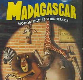 Original Soundtrack - Madagascar (CD)