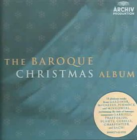 Baroque Christmas Album - Various Artists (CD)