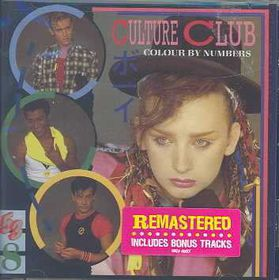 Colour by Numbers - (Import CD)