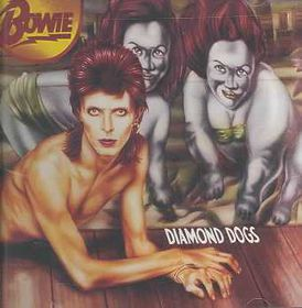 David Bowie - Diamond Dogs (CD)