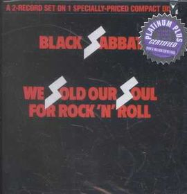We Sold Our Soul for Rock N Roll - (Import CD)